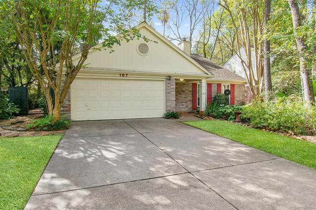 167 Sylvan Forest Drive, The Woodlands, TX 77381 (MLS #27971489) :: The Freund Group