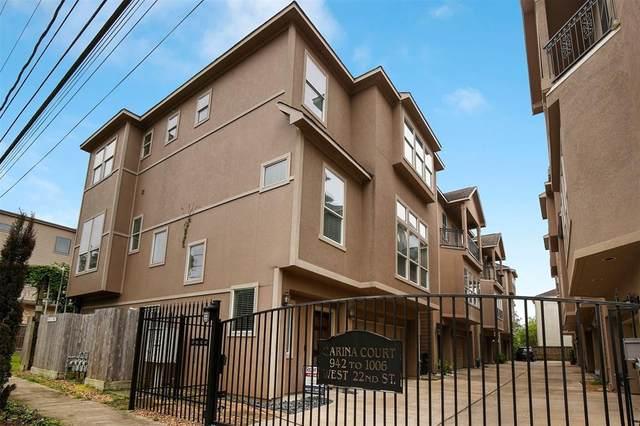 942 W 22nd Street, Houston, TX 77008 (MLS #27981026) :: The Heyl Group at Keller Williams