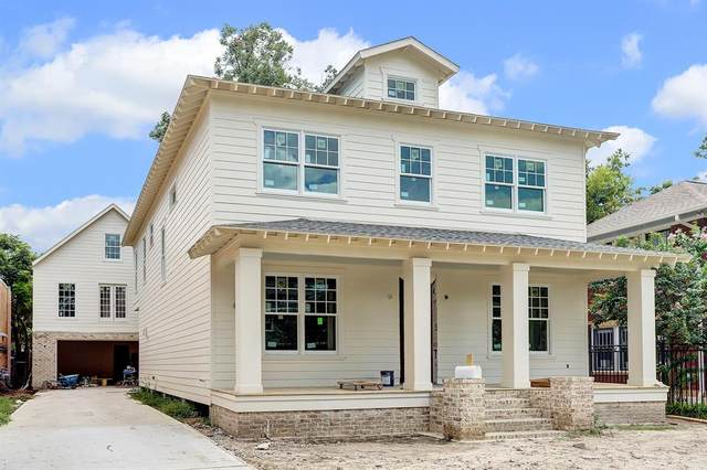 701 Kipling Street, Houston, TX 77006 (MLS #27982965) :: Caskey Realty