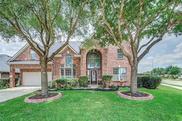 7219 Rocky Ridge Lane, Richmond, TX 77407 (MLS #27985379) :: The Sansone Group