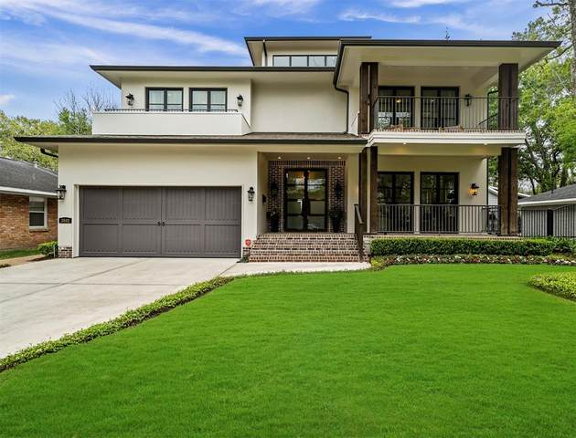 3502 Broadmead Drive, Houston, TX 77025 (MLS #27994990) :: The SOLD by George Team