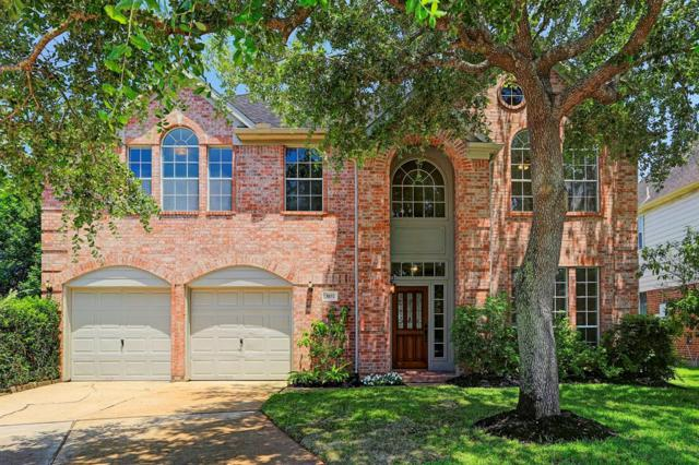 3107 E Webber Drive, Pearland, TX 77584 (MLS #27997464) :: The SOLD by George Team