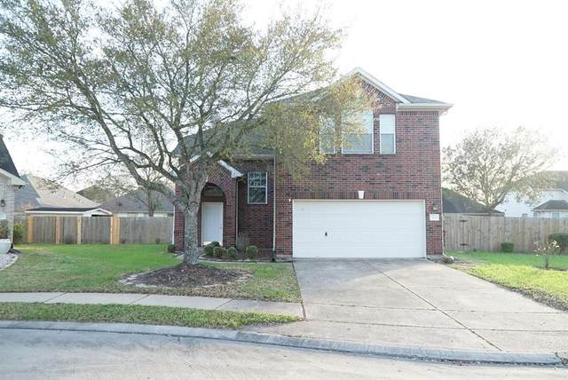 2111 Alpine Brook Court, Fresno, TX 77545 (MLS #28000798) :: The SOLD by George Team