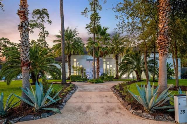 38 Kings Lake Estates Boulevard, Humble, TX 77346 (MLS #28008284) :: Texas Home Shop Realty