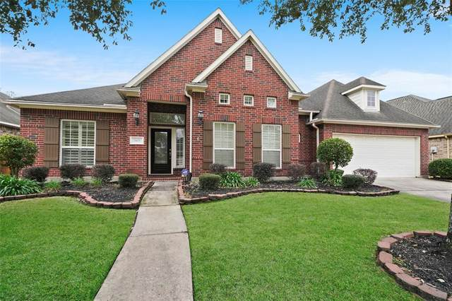 7403 Stonebridge Creek Lane, Humble, TX 77396 (MLS #28011616) :: The Bly Team