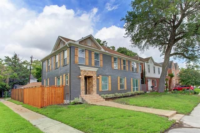 3201 Calumet Street, Houston, TX 77004 (MLS #28031877) :: The Property Guys