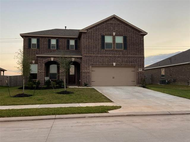 3896 Littlebourne Lane, Pearland, TX 77584 (MLS #28034465) :: Area Pro Group Real Estate, LLC