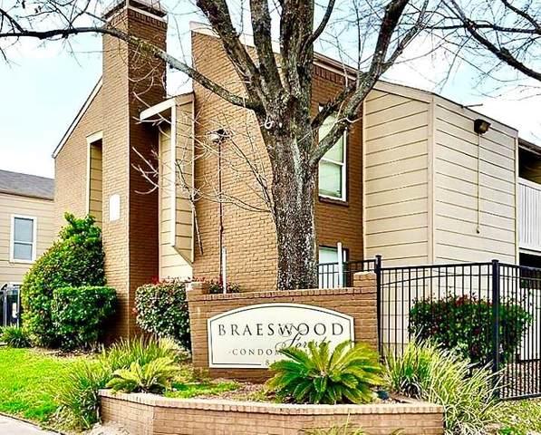 8100 Creekbend Drive #170, Houston, TX 77071 (MLS #28041715) :: Area Pro Group Real Estate, LLC