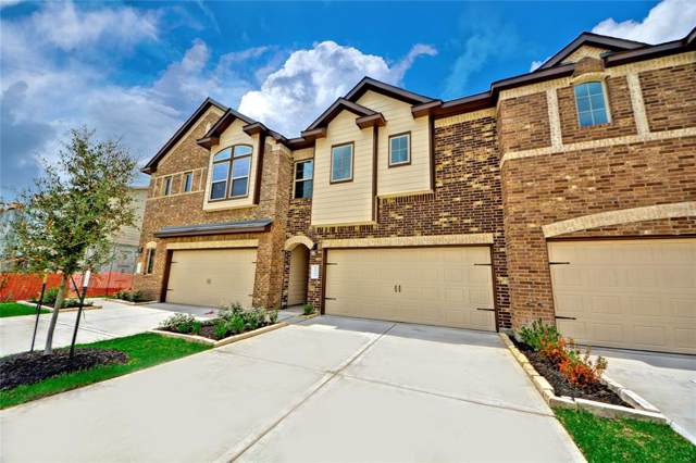 3332 Rainflower Springs Lane, Rosenberg, TX 77471 (MLS #28042698) :: The SOLD by George Team