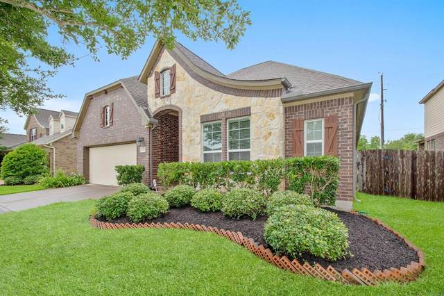 3210 Orchard Mill Lane, Pearland, TX 77584 (MLS #28054187) :: The SOLD by George Team