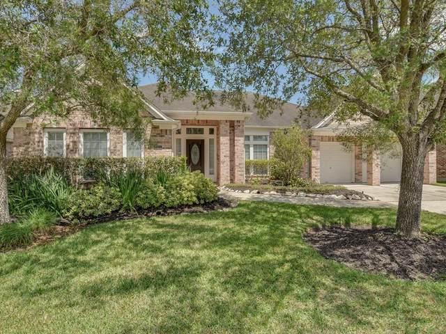2321 S Delta Bridge Drive, Pearland, TX 77584 (MLS #28055523) :: Green Residential