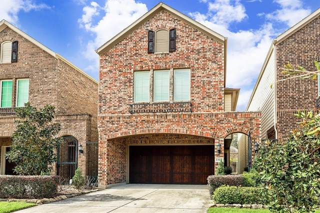1309 Afton Street, Houston, TX 77055 (MLS #28065621) :: The Bly Team
