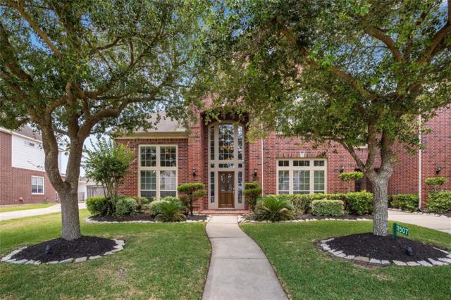 11507 Island Breeze Street, Pearland, TX 77584 (MLS #28070034) :: Giorgi Real Estate Group