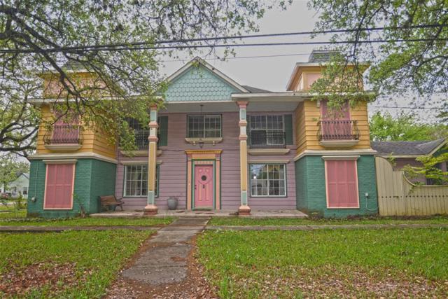 227 Grand Avenue, Bacliff, TX 77518 (MLS #28071789) :: Texas Home Shop Realty