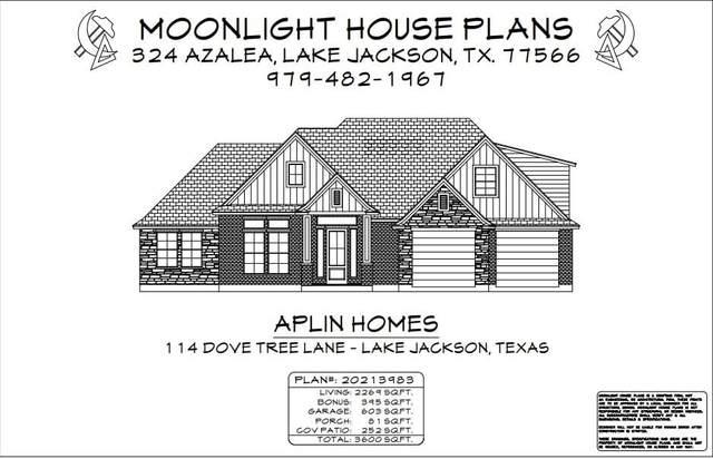 114 Dove Tree Lane, Lake Jackson, TX 77566 (MLS #2807484) :: The Queen Team