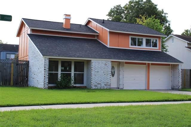 15138 Tresch Lane, Houston, TX 77598 (MLS #2807708) :: The Heyl Group at Keller Williams