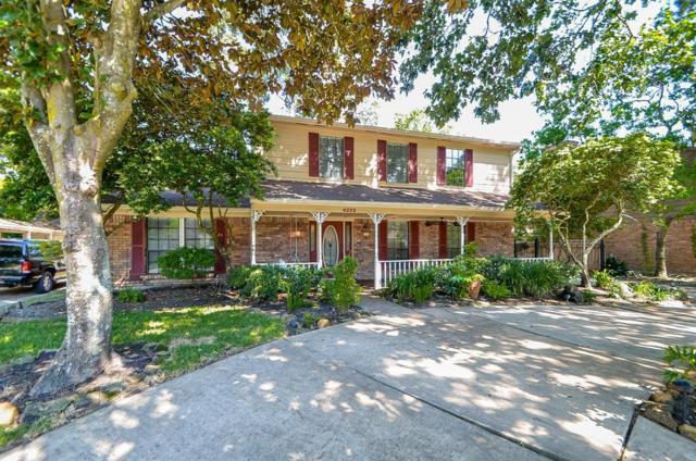 4222 Woodbridge Drive, Houston, TX 77339 (MLS #28098635) :: The Home Branch