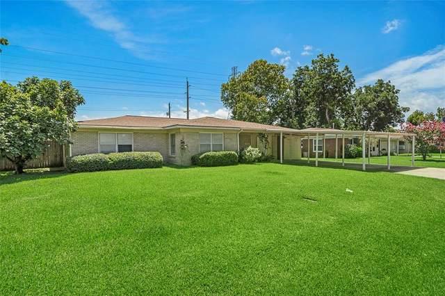 614 Sunset Lane, La Marque, TX 77568 (MLS #28108672) :: The Sansone Group