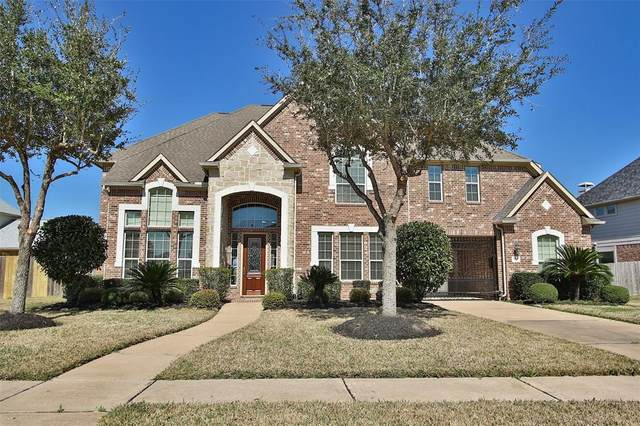 1419 Blakely Grove Lane, Pearland, TX 77581 (MLS #28112191) :: Christy Buck Team