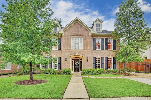 3717 Wickersham Lane, Houston, TX 77027 (MLS #28115776) :: Connell Team with Better Homes and Gardens, Gary Greene