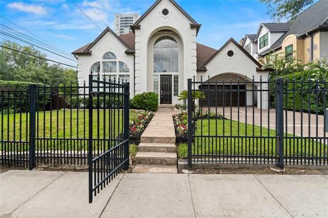 5301 Navarro Street, Houston, TX 77056 (MLS #28125674) :: Caskey Realty