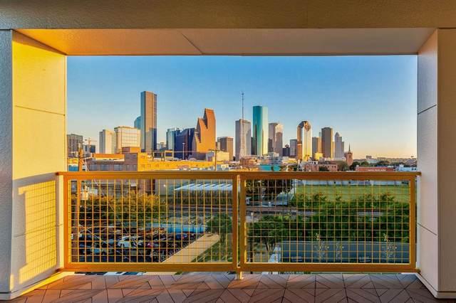 1207E Hickory Street, Houston, TX 77007 (MLS #28128011) :: Ellison Real Estate Team