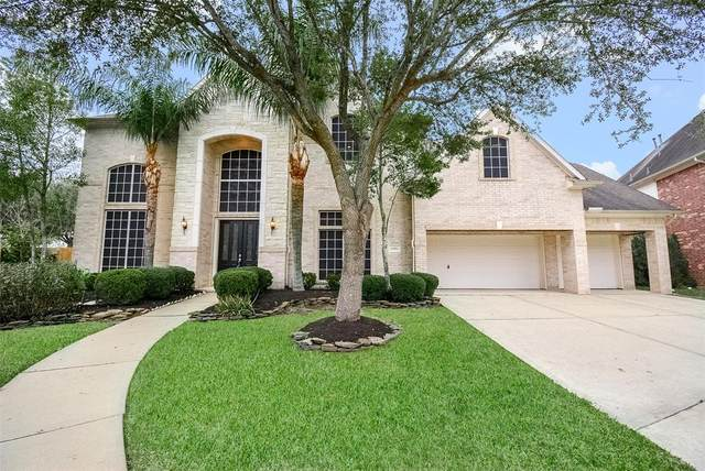 11901 Shore Pointe Drive, Pearland, TX 77584 (MLS #28128100) :: The Property Guys