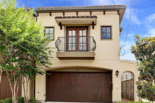 2410 Mcduffie Street, Houston, TX 77019 (MLS #28135999) :: Texas Home Shop Realty