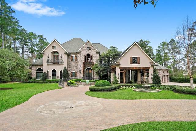 19 Grand Regency, The Woodlands, TX 77382 (MLS #28136120) :: The Home Branch