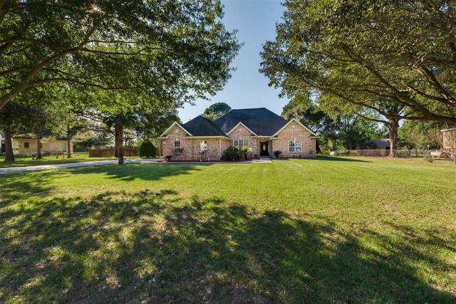 26105 Le Berge Drive, Tomball, TX 77377 (MLS #28141009) :: The Bly Team