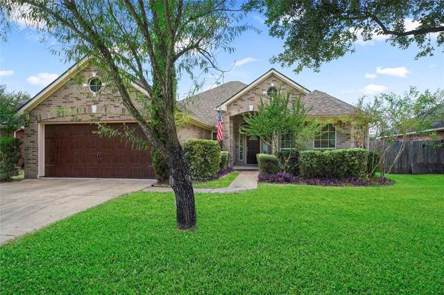 12810 Cedar Cliff Lane, Cypress, TX 77429 (MLS #28144334) :: The Sansone Group