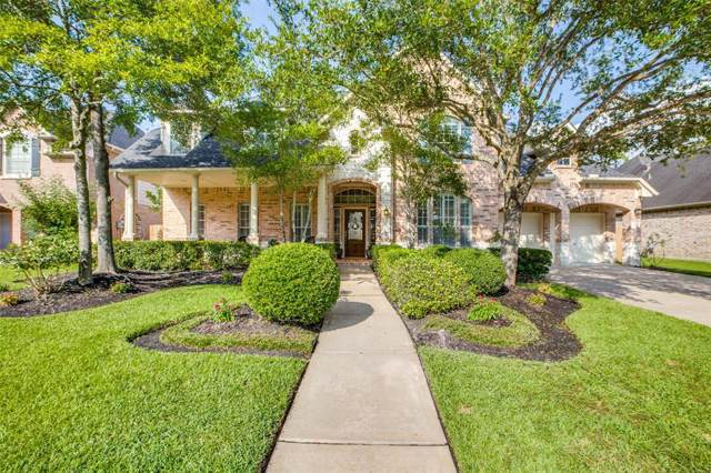 14018 Falcon Heights Drive, Cypress, TX 77429 (MLS #28157039) :: The Bly Team