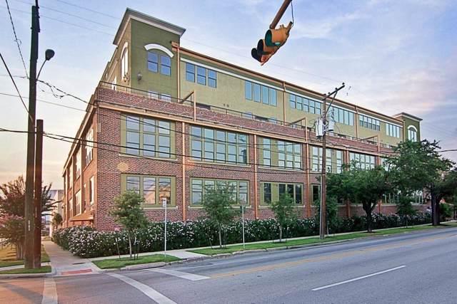 2323 Polk Street #304, Houston, TX 77003 (MLS #28159767) :: The Bly Team