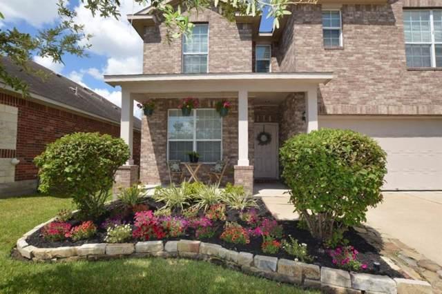 32 Supiro Drive, Manvel, TX 77578 (MLS #2816239) :: The Home Branch