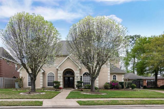 411 Creekside Drive, League City, TX 77573 (MLS #28173213) :: Fairwater Westmont Real Estate