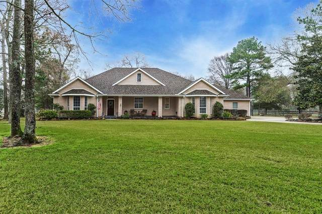 39503 Lago Drive, Magnolia, TX 77354 (MLS #28177816) :: The Parodi Team at Realty Associates