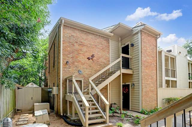 2001 Bering Drive 6M, Houston, TX 77057 (MLS #28178710) :: The SOLD by George Team