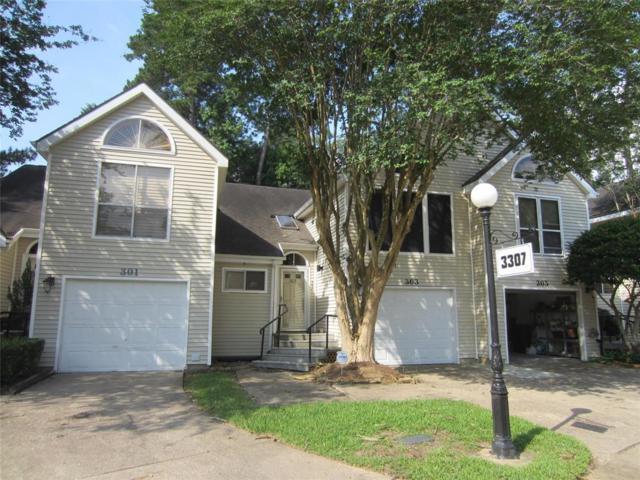 3307 Golden Trails Drive #303, Houston, TX 77345 (MLS #28182757) :: Krueger Real Estate