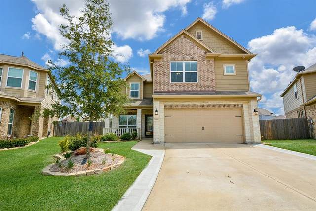 14906 Breezy Forest Lane, Cypress, TX 77433 (MLS #28186476) :: The Home Branch