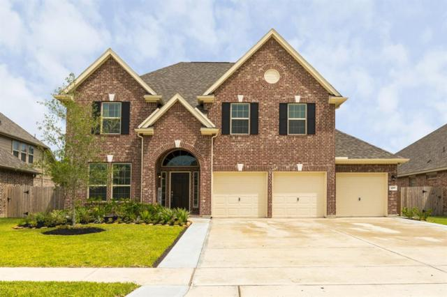 406 Westwood Drive, League City, TX 77573 (MLS #28190230) :: The Johnson Team