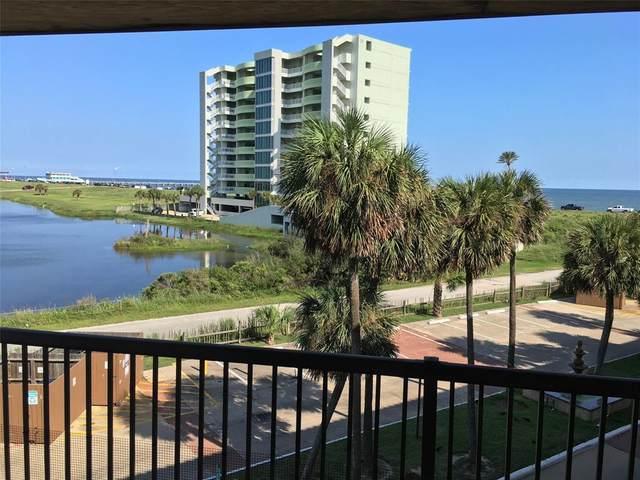 9520 Seawall Boulevard #230, Galveston, TX 77554 (MLS #28192341) :: Christy Buck Team