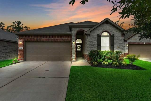 25410 Addleston Drive, Porter, TX 77365 (MLS #28213738) :: The Freund Group