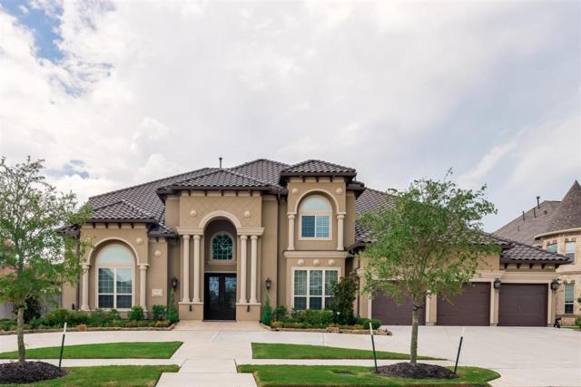 5258 Kendall Ridge Lane, Sugar Land, TX 77479 (MLS #28224130) :: Team Parodi at Realty Associates