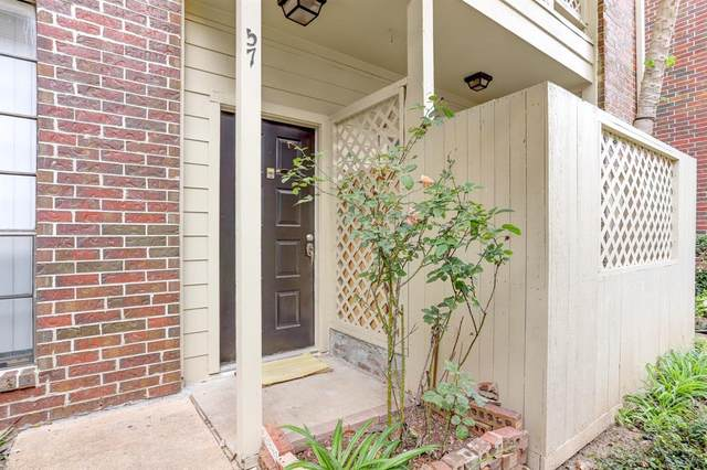 8055 Cambridge Street #57, Houston, TX 77054 (MLS #28227574) :: Lisa Marie Group | RE/MAX Grand