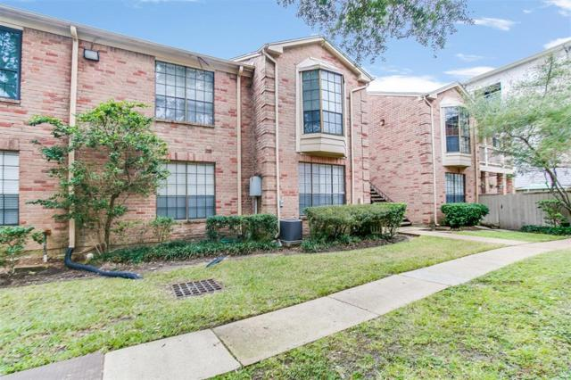 2255 Braeswood Park Drive #285, Houston, TX 77030 (MLS #28234276) :: The Bly Team