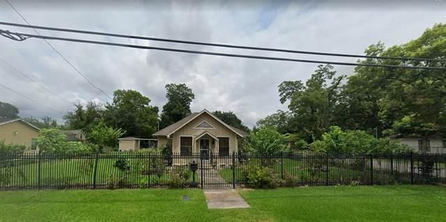 3402 Cochran Street, Houston, TX 77009 (MLS #28236893) :: The Parodi Team at Realty Associates