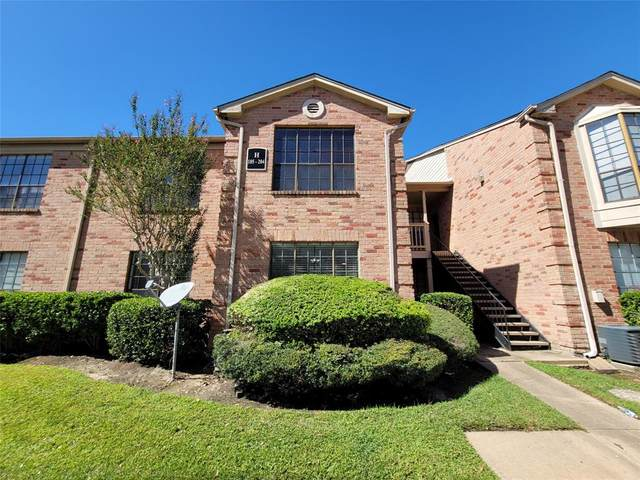 2255 Braeswood Park Drive #197, Houston, TX 77030 (MLS #28241958) :: Texas Home Shop Realty