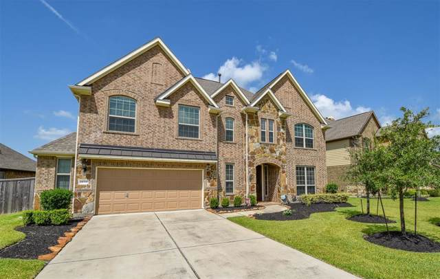 18719 Hardy Trace Dr Drive, Tomball, TX 77377 (MLS #28242390) :: Giorgi Real Estate Group