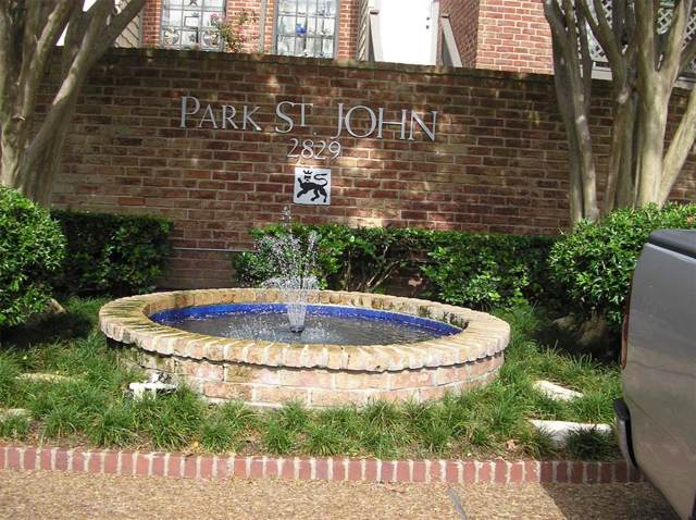 2829 Timmons Lane #115, Houston, TX 77027 (MLS #28242793) :: The SOLD by George Team