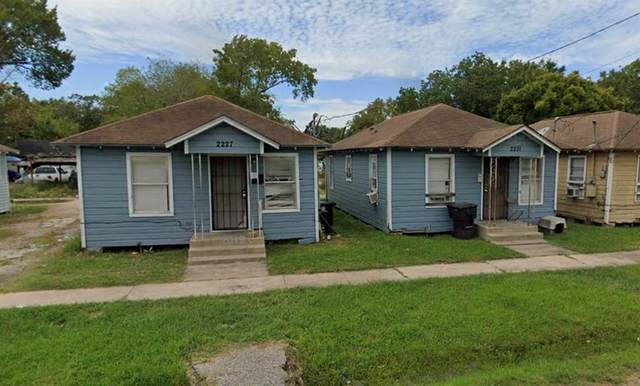 2231 Hutton Street, Houston, TX 77026 (MLS #2824670) :: Connell Team with Better Homes and Gardens, Gary Greene